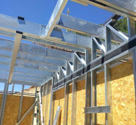 ampliacion de edificaciones con steel frame 1