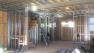 Ampliación de edificaciones con Steel Frame