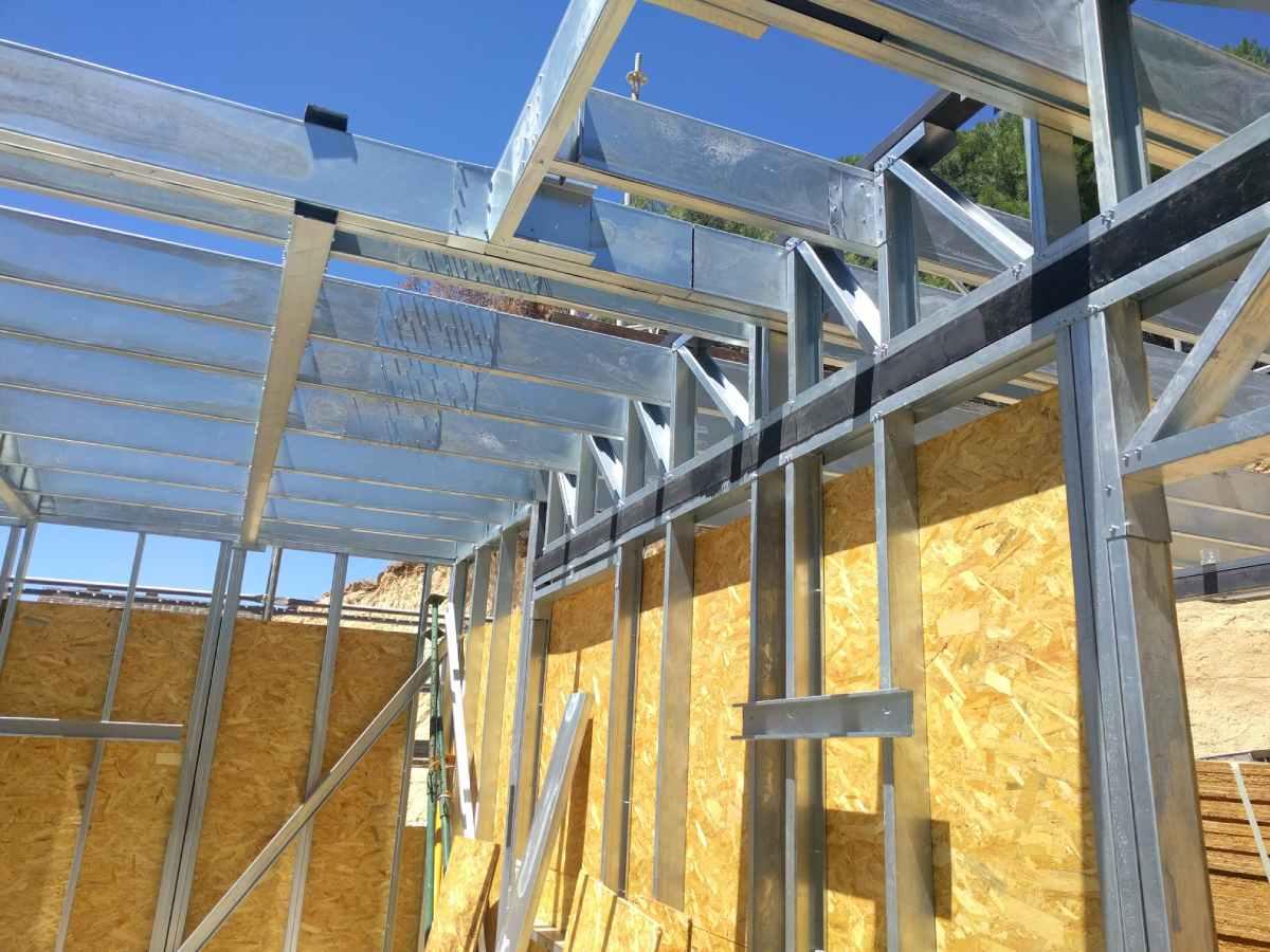 aplicar steel framing obras civiles