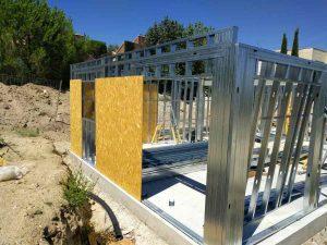 construccion sostenible steel framing