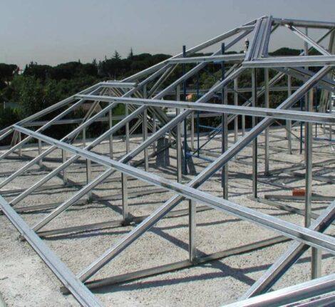 importancia de la perfilería metálica para garantizar la calidad del sistema constructivo en seco